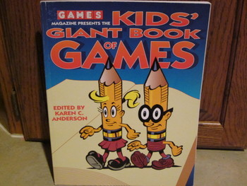 Games Magazine Presents Kids' Giant Book of Games