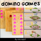 Dominoes: Fun Games to Teach Number