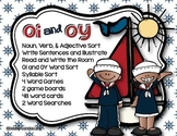 Games and Word Work for Vowel Dipthongs: OI and OY