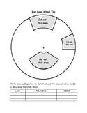Gas Laws Study Wheel