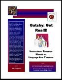 "HARD GOOD + CD:  THE GREAT GATSBY ""Using Interdisciplinary"