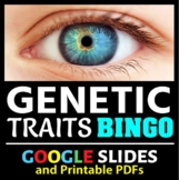 Genetics Bingo Activity