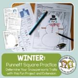 Genetics - Punnett Squares - Frosty's Flurry of Phenotypes