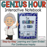 Genius Hour Interactive Notebook by The Write Stuff