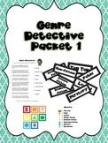 Genre Detective Packet 1