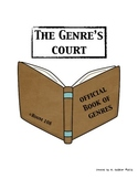 "Genre Study: ""THE GENRE'S COURT""- FUN way to reinforce gen"