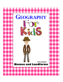 Geography: Biomes and Landforms
