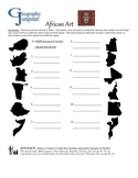 World Geography Jumpstarts Unit 5:  Middle East/Africa act
