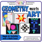 Art Lessons - Geometry Integrated