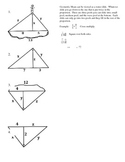 Geometric Mean Complete Packet