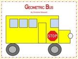 Geometric School Bus