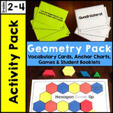 Geometry Activity Pack