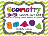 Geometry Common Core Unit