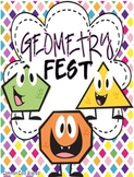 Geometry Fest: Common Core Aligned