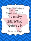 Geometry Interactive Notebook (4th) (OLD TEKS) - STAAR Category 3