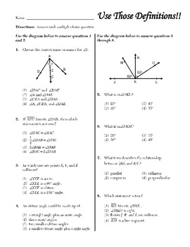 Geometry - Triangles and Polygons Unit