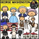 George Washington Clip Art Bundle