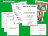 Georgia Habitats - Activities/Assessments