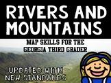 Georgia Social Studies-Map Skills Activity Bundle-3rd Grade