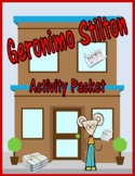 Geronimo Stilton Activity Packet