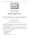 Get A Grip - Short Story Activity in Mechanical Engineerin