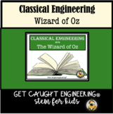 """STEM and the Wizard of Oz:""""Tornados and Structures"""""""