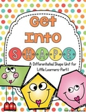 Get Into Shape-A Differentiated Shape Unit for Little Lear