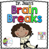 Dr. Jean's Get in the Game Brain Breaks