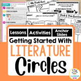 Getting Your Students Started with Literature Circles