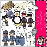 Gina's winter by Melonheadz