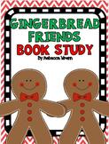 Gingerbread Friends by Jan Brett Book Study
