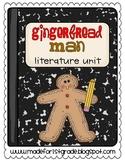 Gingerbread Man Literature Unit