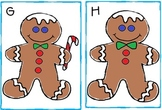 Gingerbread Men Thinking Activities