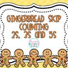 Gingerbread Skip Counting Fun
