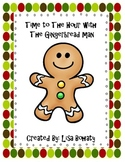 Gingerbread man Time to the Hour