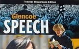 Glencoe Speech: Teacher Wraparound Edition