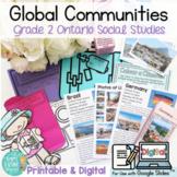Global Communities: Grade 2 Ontario Social Studies- People