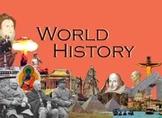 Global Studies WHOLE CURRICULUM!!!