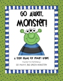 Go Away, Big Green Monster!  Story Frame