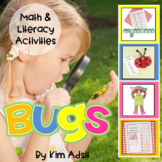 Go Buggy - Activities for Math and Literacy