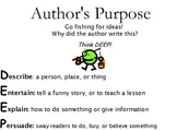 Go DEEP - Author's Purpose
