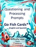 Go Fish! Bilingual Processing Cards (English and Spanish)