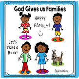 God's Family Lets Make a Book