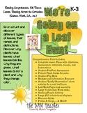 Going on a Leaf Hunt: Reading Comprehension Unit & More!