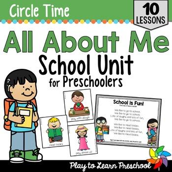 School Preschool Centers and Circle Time Preschool