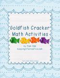 Goldfish Cracker Math Activities