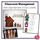 Goldilocks and The Three Bears Voice Levels in the Classroom