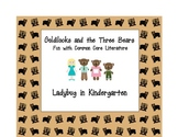 Goldilocks and the Three Bears aligned with Common Core Cu