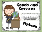Goods and Services Allocation Flipbook ~ 2nd Grade Georgia