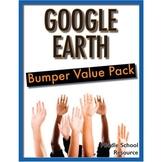Google Earth Bumper Volume **** VALUE ****